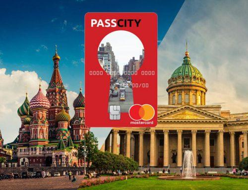La tarjeta PassCity