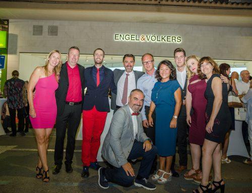 La Inauguración de nueva sucursal de Engel&Völkers en Calpe.