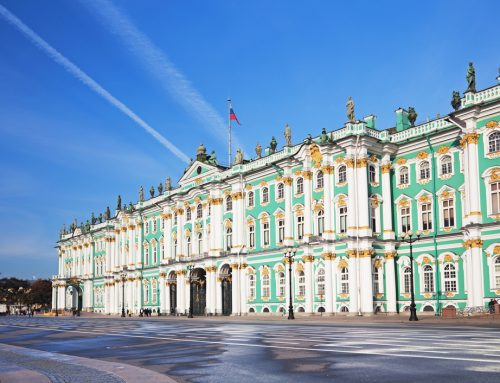 El Hermitage, en el top 5 de los mejores museos del mundo