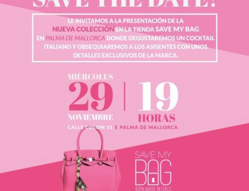 EVENTO SAVE MY BAG PALMA